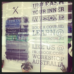 The hipster-ification of Chippo continues. TERRARIUM AND SPOKEN WORD WORKSHOPS.