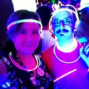 Google GLOW Party!