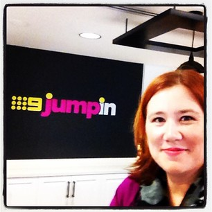 The new Mi9 offices are really starting to feel like home! #9jumpin