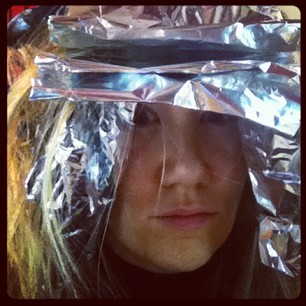 Greetings. I come in peace from Planet Alfoil.