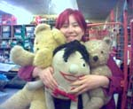 Me and the toys