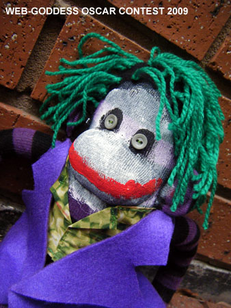 Joker Sock Monkey