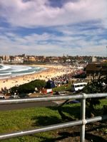 Bondi - 1km to the finish line