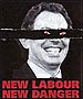 Conservative poster in 1997 campaign