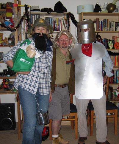 Jolly Swagman, Steve Irwin, and Ned Kelly