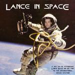 Lance in Space Mix CD Cover