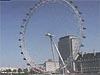 Millennium Wheel on the Thames