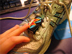 My Nike + iPod Hack