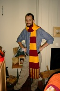 Another shot of the Gryffindor