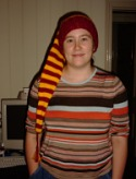 Gryffindor Stocking Cap