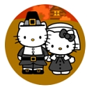Hello Kitty Pilgrims