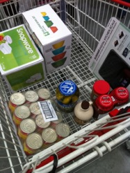 Our Costco haul