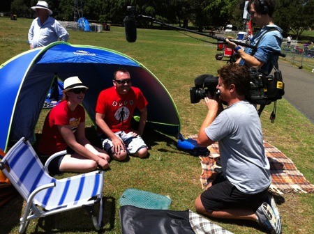 Interview - Opera in the Domain 2011