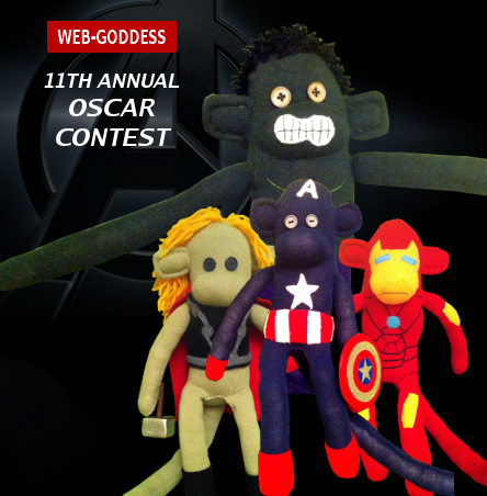The w-g Oscar Contest 2013