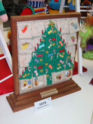 Knitted Advent Calendar