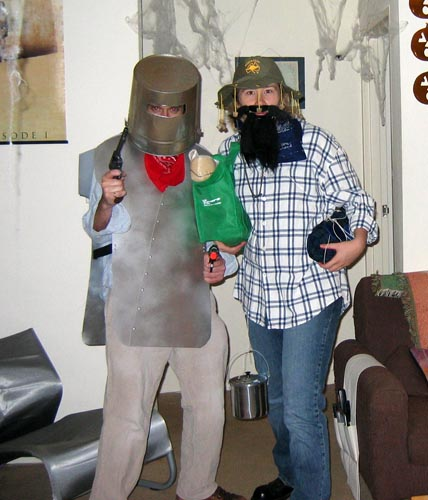 Ned Kelly and the Jolly Swagman
