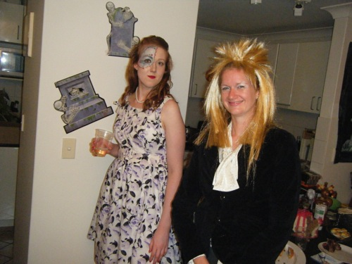 Jareth and the Stepford Wife