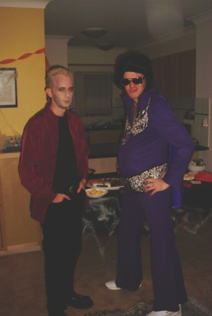 Spike and Elvis