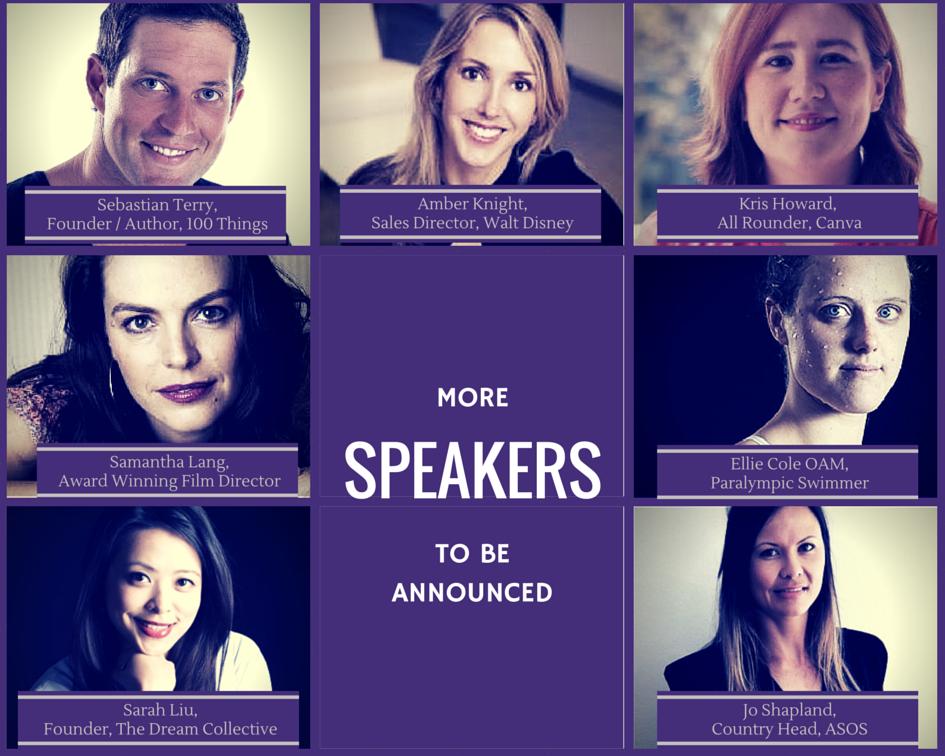 Career Summit Speaker Image