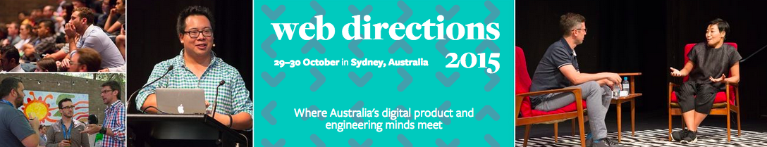 Web Directions 2015