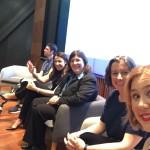 Panel selfie