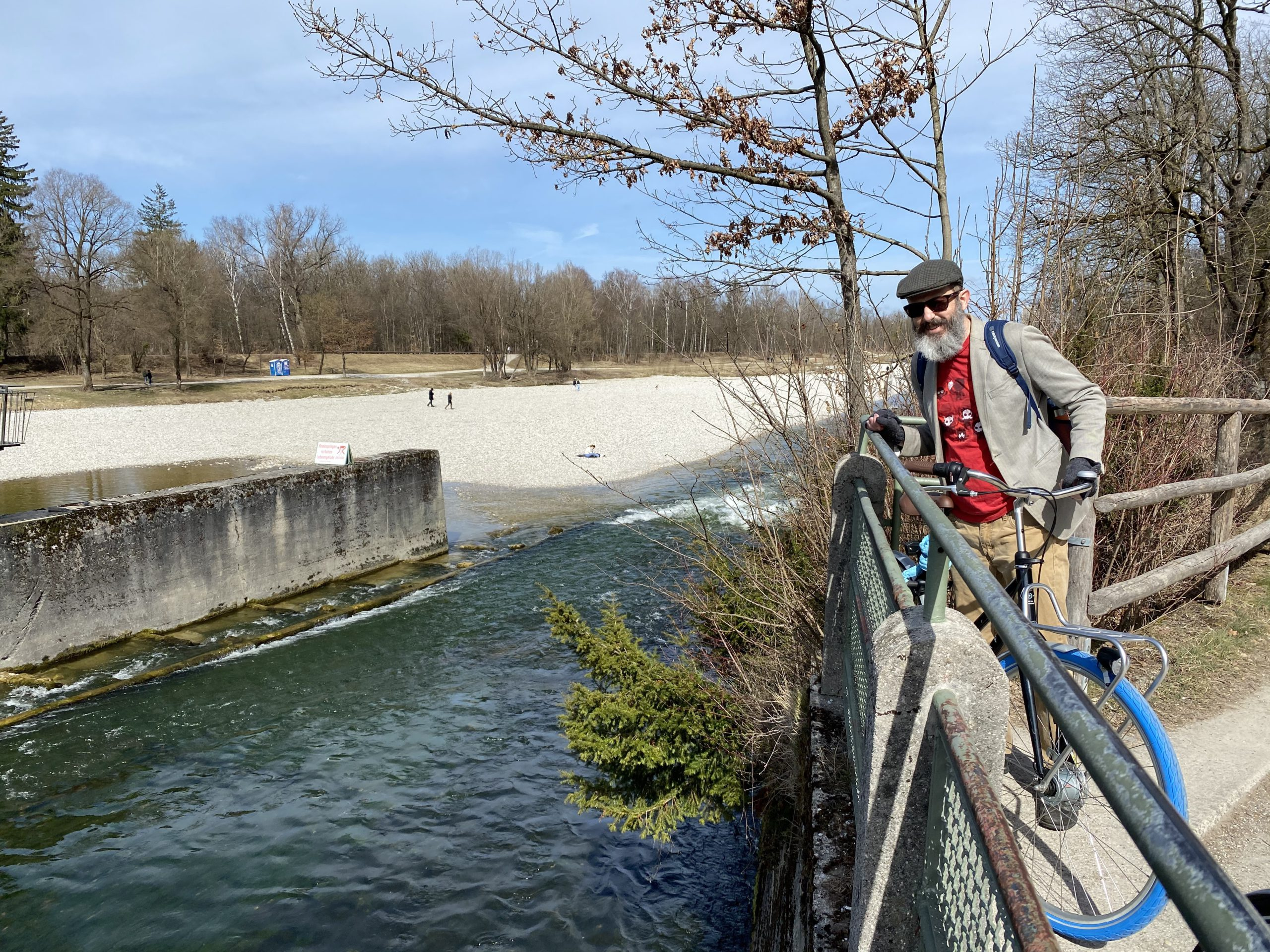 The Snook and the Isar